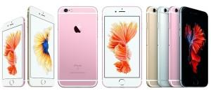 Apple iPhone 6S und 6S Plus unterstützten LTE Advanced mit bis zu 300 MBit/s